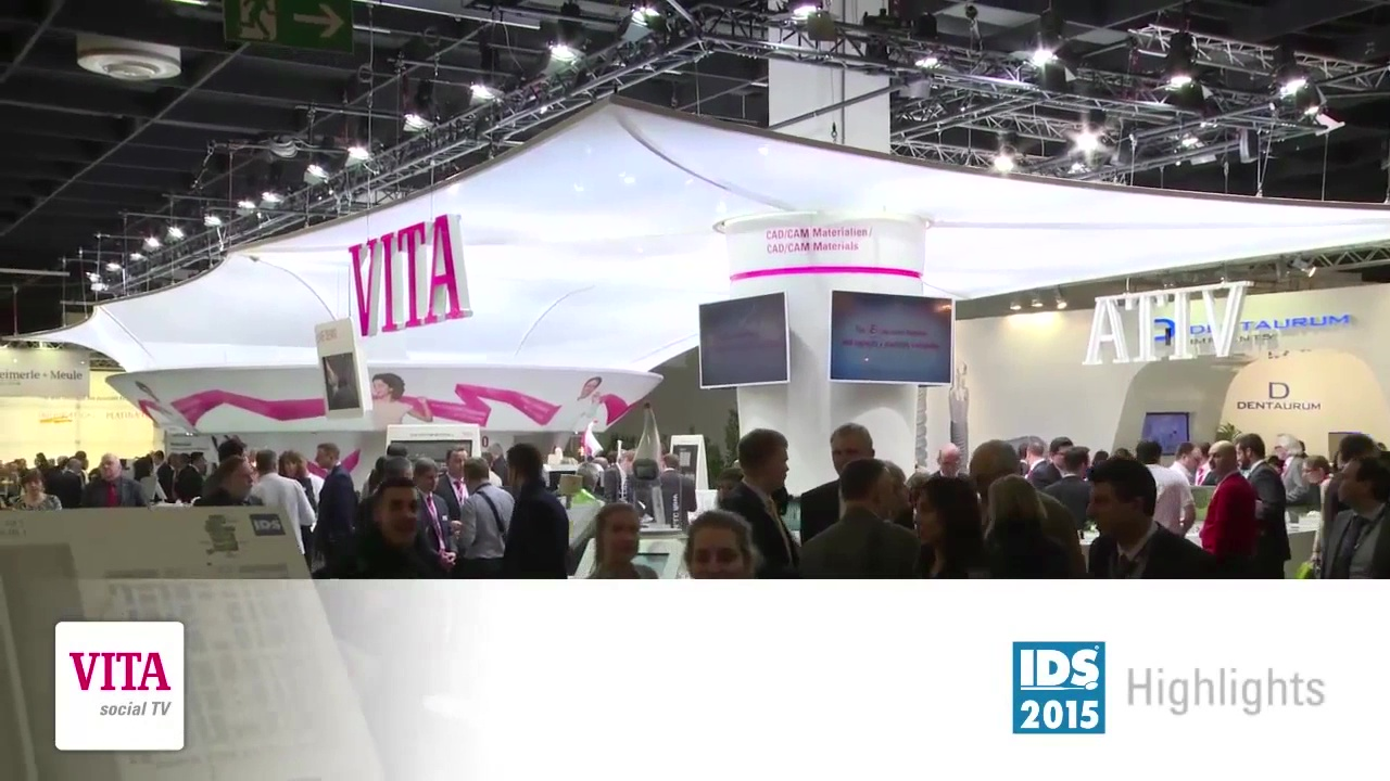 Impressions from the IDS 2015 in Cologne