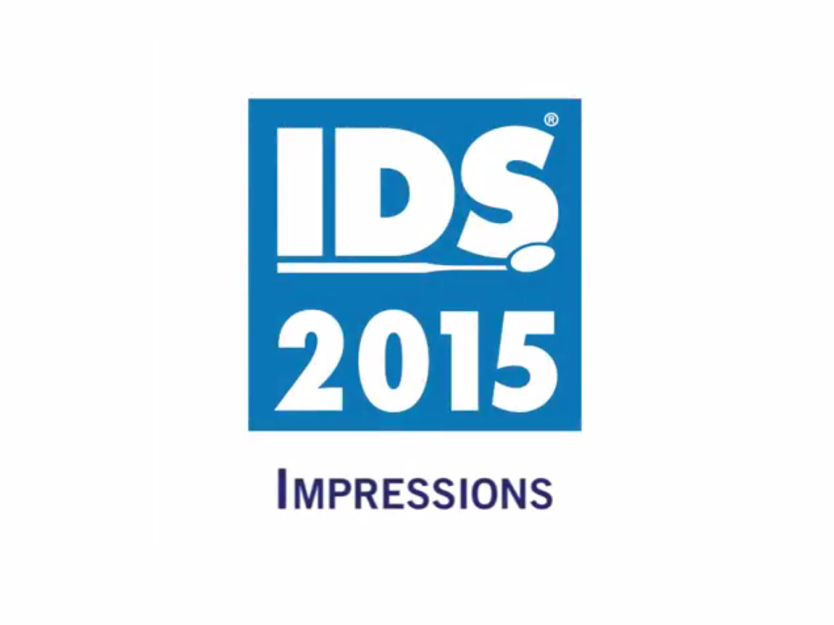 IDS 2015 Impressions