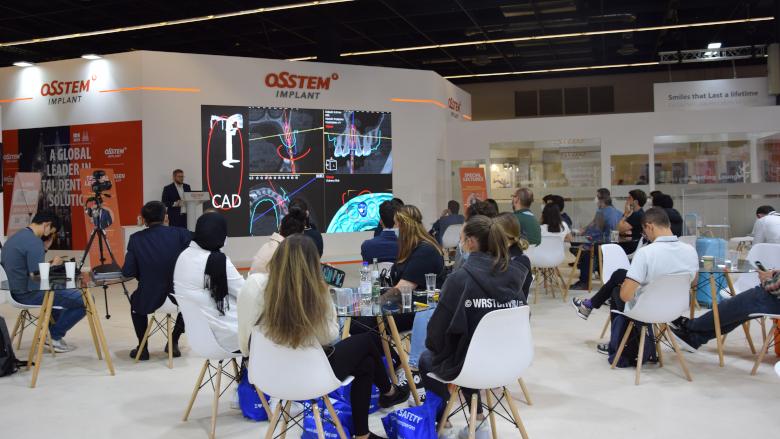 """Osstem presents """"Super OsseoIntegration"""" at IDS 2021"""